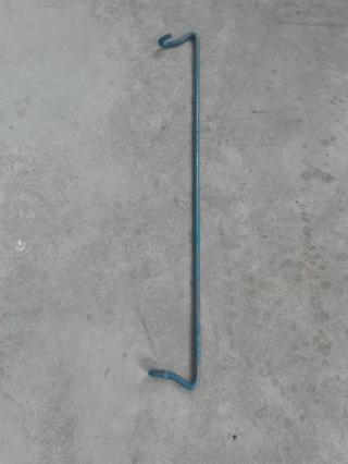 Spojovací příčka hákového dopravníku (600-8mm) (BOLKO)